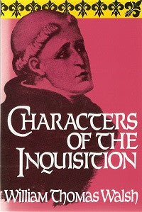 Characters of the Inquisition - Old Cover