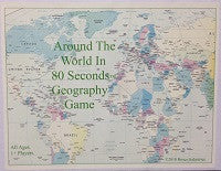 Around the World in Eighty Seconds - Geography Game