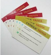 Catholic Trivia Game - Traditional Version