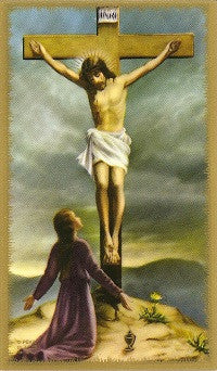 St. John, Apostle and Evangelist Holy Card