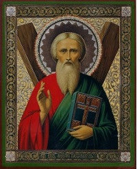 St. Andrew Icon from Russia