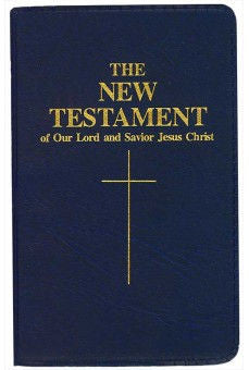 New Testament - Confraternity Version - Pocket Size