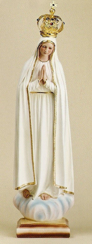 "Our Lady of Fatima-26"" Tall"