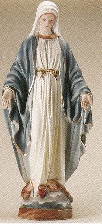 "Our Lady of Grace-36"" Tall"