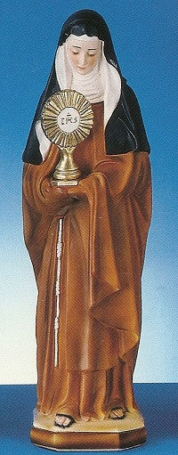 "St. Clare-24"" Tall"