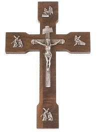 Passion of Christ Crucifix - 10""