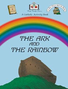 Catholic Activity Books for Children - The Ark and the Rainbow