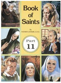 Book of Saints, Part 11