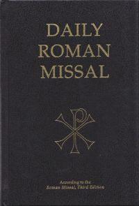 Daily Roman Missal, Black
