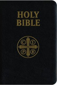 Douay-Rheims Bible, Black Leather