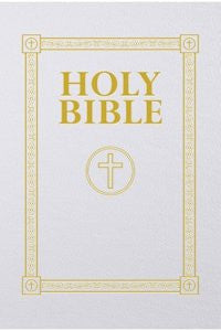 Douay-Rheims Bible (First Communion, Gift Edition)
