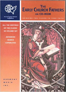 Early Church Fathers, The on CD-ROM