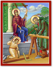 House of Nazareth Icon, US Made