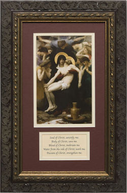 La Pieta, Matted with Prayer