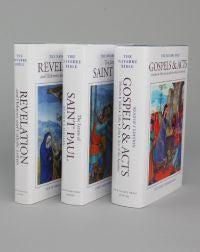 Navarre Bible - New Testament HB Set (3 Volumes)
