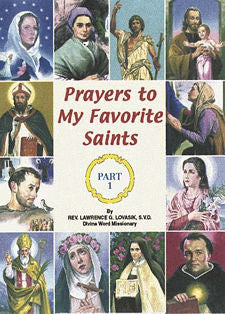 Prayers to My Favorite Saints, Part 1