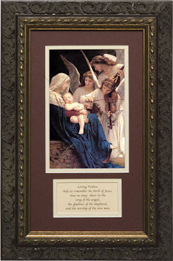 Song of the Angels, Matted with Prayer