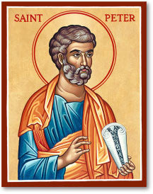 St. Peter Icon, US Made