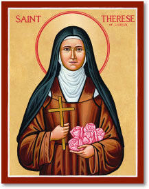 St. Theresa of Lisieux Icon, US Made