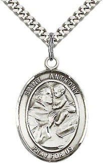 St. Anthony of Padua Patron Saint Medal