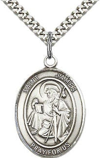 St. James the Greater Patron Saint Medal