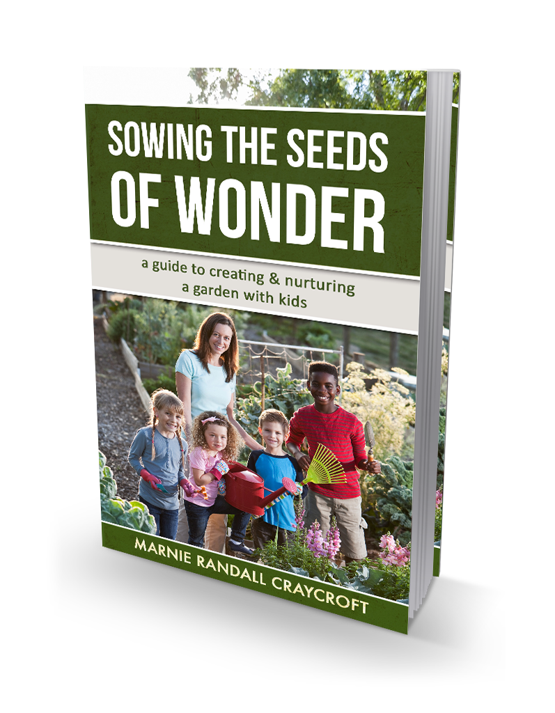 Sowing the Seeds of Wonder: a Guide for Creating and Nurturing a Garden with Kids - Carrots Are Orange - 1
