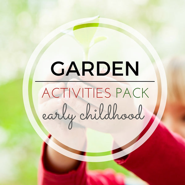 Garden Activities Pack - Carrots Are Orange - 2