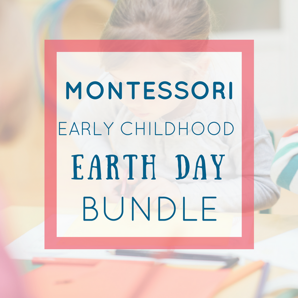 Activities Pack - Earth Day