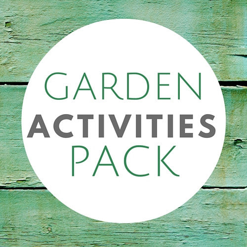Garden Activities Pack - Carrots Are Orange - 1