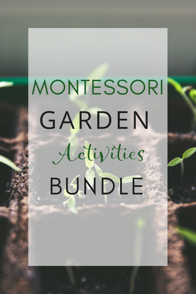 Garden Activities Bundle