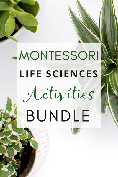Montessori Life Sciences Bundle