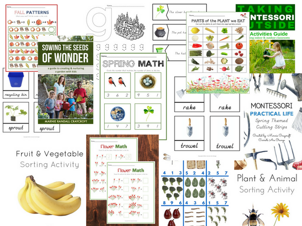 All Access Montessori Printables Store for a Lifetime