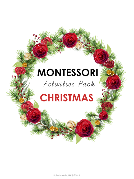 Montessori Christmas Activities Pack