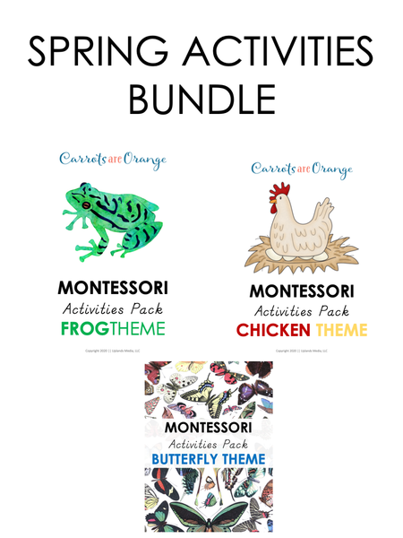 [Limited Time Only] Spring Bundle