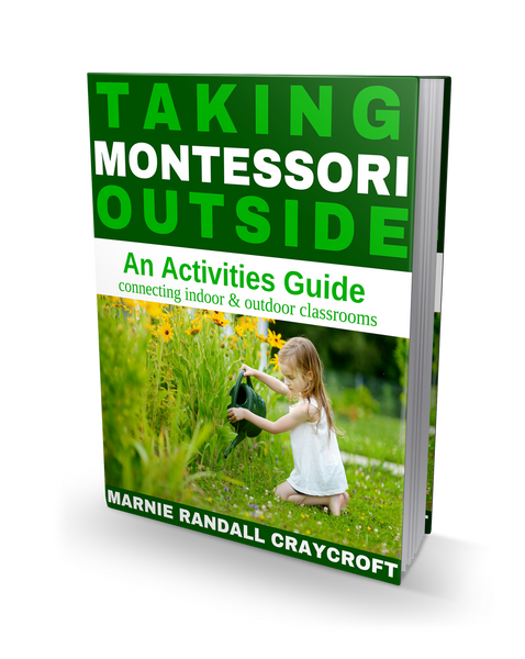 Taking Montessori Outside - Carrots Are Orange