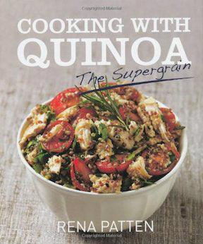 Cooking With Quinoa: the Supergrain Hardcover.