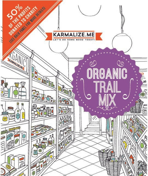 Raw Organic Trail Mix