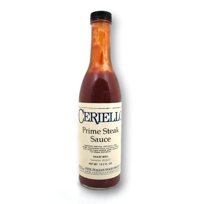 Prime Steak Sauce Ceriello Fine Foods