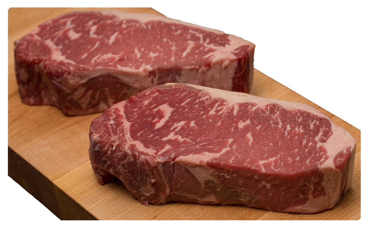 USDA Prime NY Strip Roast Steak Packages