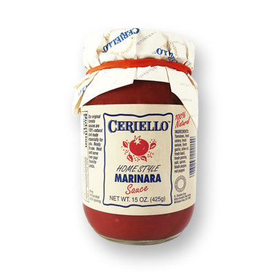 Ceriello Homemade Marinara Sauce
