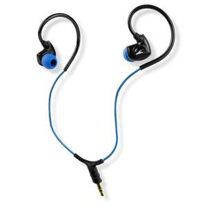 SURGE SX10-SHORT Waterproof Sport Headphones (Short Cord)