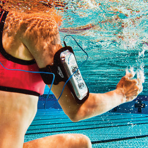 swimming armband smartphone