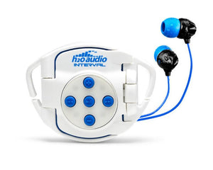 waterproof iPod Shuffle case waterproof headphones