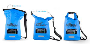 Waterproof Dry Bag with Smart Phone Access