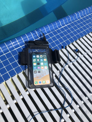 AMPHIBX Waterproof Case for iPhoneX and ALL iPhone models