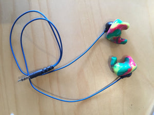 Custom Surge S+ Waterproof Sport Headphones