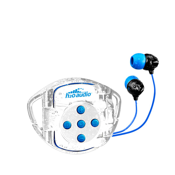 H2O Custom Earplugs with Interval+ Swim Solution
