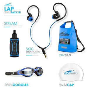 Lap Swim Pack PLUS