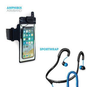 AMPHIBX Waterproof Case for ALL iPhone models