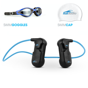 SONAR Underwater Headphones with MP3 & BT
